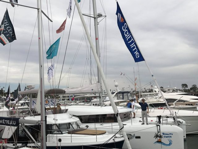 Fractional boat ownership benefits from SailTime